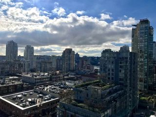 "Main Photo: 1501 1088 RICHARDS Street in Vancouver: Yaletown Condo for sale in ""RICHARDS LIVING"" (Vancouver West)  : MLS®# R2342337"