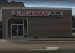 Main Photo: 3 4418 50 Avenue in Red Deer: RR Downtown Red Deer Commercial for lease : MLS®# CA0158758
