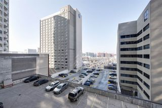 Photo 1: 706 10180 104 Street in Edmonton: Zone 12 Condo for sale : MLS®# E4148694