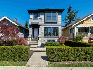 "Main Photo: 4659 W 8TH Avenue in Vancouver: Point Grey House for sale in ""POINT GREY"" (Vancouver West)  : MLS®# R2359189"