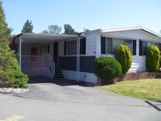 """Main Photo: 109 1840 160 Street in Surrey: King George Corridor Manufactured Home for sale in """"BREAK AWAY BAYS"""" (South Surrey White Rock)  : MLS®# R2383932"""