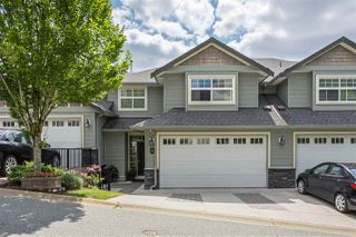 "Main Photo: 36 36260 MCKEE Road in Abbotsford: Abbotsford East Townhouse for sale in ""King's Gate"" : MLS®# R2384243"