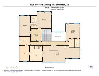 Photo 29: 4306 WESTCLIFF Landing in Edmonton: Zone 56 House for sale : MLS®# E4172522