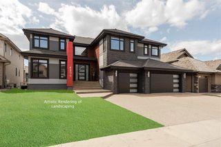 Photo 1: 4306 WESTCLIFF Landing in Edmonton: Zone 56 House for sale : MLS®# E4172522