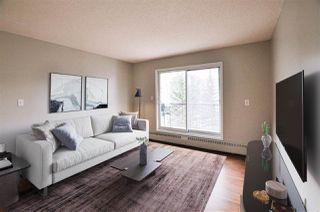 Photo 3: 304 10636 120 Street in Edmonton: Zone 08 Condo for sale : MLS®# E4176689