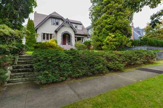 Main Photo: 3425 W 33 Avenue in Vancouver: Dunbar House for sale (Vancouver West)  : MLS®# R2414648