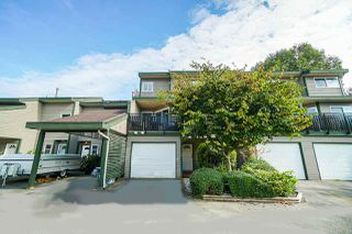 """Main Photo: 48 12180 189A Street in Pitt Meadows: Central Meadows Townhouse for sale in """"Meadow Estates"""" : MLS®# R2423375"""