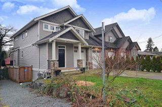 Photo 2: 33592 2ND Avenue in Mission: Mission BC House 1/2 Duplex for sale : MLS®# R2431851