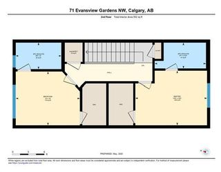 Photo 27: 71 EVANSVIEW Gardens NW in Calgary: Evanston Row/Townhouse for sale : MLS®# A1016799