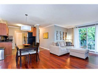 Photo 4: 407 1550 BARCLAY Street in Vancouver: West End VW Condo for sale (Vancouver West)  : MLS®# V875562