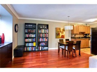 Photo 6: 407 1550 BARCLAY Street in Vancouver: West End VW Condo for sale (Vancouver West)  : MLS®# V875562