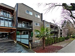 Photo 1: 407 1550 BARCLAY Street in Vancouver: West End VW Condo for sale (Vancouver West)  : MLS®# V875562