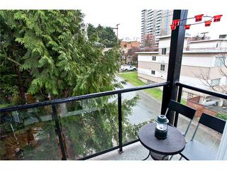 Photo 10: 407 1550 BARCLAY Street in Vancouver: West End VW Condo for sale (Vancouver West)  : MLS®# V875562