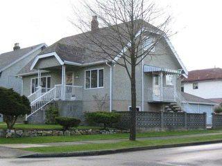 Photo 1: 1405 KAMLOOPS Street in Vancouver: Renfrew VE House for sale (Vancouver East)  : MLS®# V884262