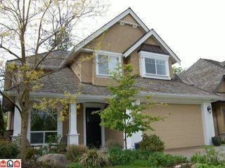 "Photo 1: 3873 154TH Street in Surrey: Morgan Creek House for sale in ""IRONWOOD"" (South Surrey White Rock)  : MLS®# F1112914"