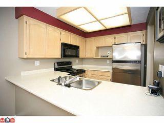 """Photo 6: 107 20064 56TH Avenue in Langley: Langley City Condo for sale in """"BALDI CREEK COVE"""" : MLS®# F1200170"""