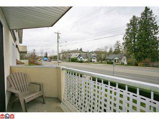 """Photo 9: 107 20064 56TH Avenue in Langley: Langley City Condo for sale in """"BALDI CREEK COVE"""" : MLS®# F1200170"""