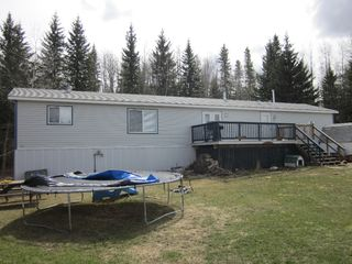 Photo 1: 55017 Range Road 160A in Yellowhead County: Edson Mobile for sale
