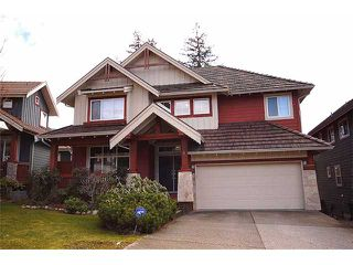 Photo 1: 6 ashwood Drive in port moody: Heritage Woods PM House for sale (Port Moody)  : MLS®# v935959