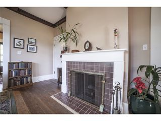 Photo 7: 2524 ALBERTA ST in Vancouver: Mount Pleasant VW House for sale (Vancouver West)  : MLS®# V1018034