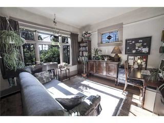 Photo 5: 2524 ALBERTA ST in Vancouver: Mount Pleasant VW House for sale (Vancouver West)  : MLS®# V1018034