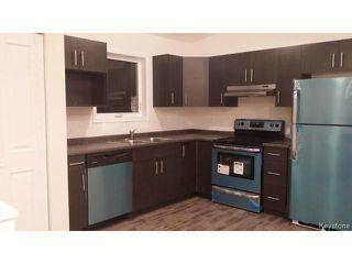 Photo 4: 349 ROSEBERRY Street in WINNIPEG: St James Residential for sale (West Winnipeg)  : MLS®# 1322822
