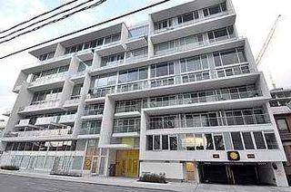 Photo 1: 6 75 S Portland Street in Toronto: Waterfront Communities C1 Condo for lease (Toronto C01)  : MLS®# C2804382