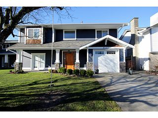 """Main Photo: 4667 CANNERY Place in Ladner: Ladner Elementary House for sale in """"LADNER ELEMENTARY"""" : MLS®# V1045503"""