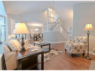 """Photo 3: 2 1830 SOUTHMERE Crescent in Surrey: Sunnyside Park Surrey Townhouse for sale in """"Southpointe"""" (South Surrey White Rock)  : MLS®# F1404011"""