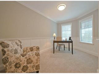 """Photo 4: 2 1830 SOUTHMERE Crescent in Surrey: Sunnyside Park Surrey Townhouse for sale in """"Southpointe"""" (South Surrey White Rock)  : MLS®# F1404011"""