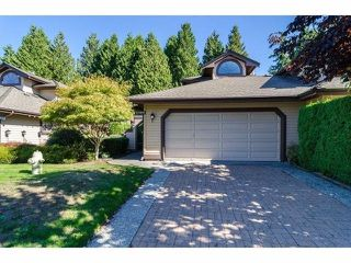 """Photo 1: 2 1830 SOUTHMERE Crescent in Surrey: Sunnyside Park Surrey Townhouse for sale in """"Southpointe"""" (South Surrey White Rock)  : MLS®# F1404011"""