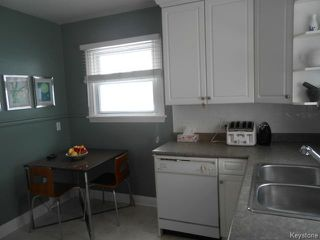 Photo 3: 813 Dominion Street in WINNIPEG: West End / Wolseley Residential for sale (West Winnipeg)  : MLS®# 1404052