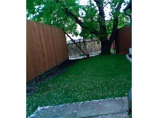 Photo 15: 813 Dominion Street in WINNIPEG: West End / Wolseley Residential for sale (West Winnipeg)  : MLS®# 1404052