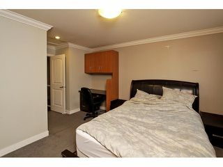 """Photo 12: 5 22788 WESTMINSTER Highway in Richmond: Hamilton RI Townhouse for sale in """"HAMILTON STATION"""" : MLS®# V1053616"""