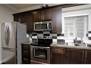"""Photo 7: 5 22788 WESTMINSTER Highway in Richmond: Hamilton RI Townhouse for sale in """"HAMILTON STATION"""" : MLS®# V1053616"""