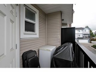 "Photo 19: 5 22788 WESTMINSTER Highway in Richmond: Hamilton RI Townhouse for sale in ""HAMILTON STATION"" : MLS®# V1053616"