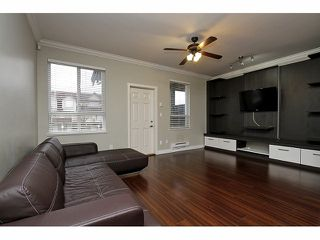 "Photo 2: 5 22788 WESTMINSTER Highway in Richmond: Hamilton RI Townhouse for sale in ""HAMILTON STATION"" : MLS®# V1053616"