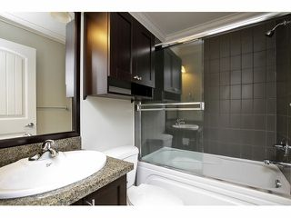 """Photo 17: 5 22788 WESTMINSTER Highway in Richmond: Hamilton RI Townhouse for sale in """"HAMILTON STATION"""" : MLS®# V1053616"""