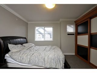 "Photo 10: 5 22788 WESTMINSTER Highway in Richmond: Hamilton RI Townhouse for sale in ""HAMILTON STATION"" : MLS®# V1053616"
