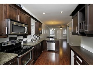 "Photo 8: 5 22788 WESTMINSTER Highway in Richmond: Hamilton RI Townhouse for sale in ""HAMILTON STATION"" : MLS®# V1053616"
