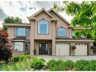 "Photo 1: 35957 STONERIDGE Place in Abbotsford: Abbotsford East House for sale in ""Mountain Meadows"" : MLS®# F1412668"
