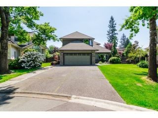 """Photo 1: 9734 206TH Street in Langley: Walnut Grove House for sale in """"Derby Hills"""" : MLS®# F1441883"""