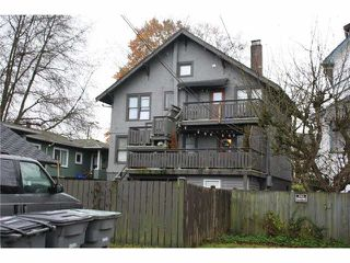 Photo 2: 215 W 12TH Avenue in Vancouver: Mount Pleasant VW Multifamily for sale (Vancouver West)  : MLS®# V1127972