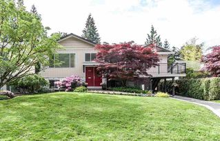 Photo 1: 1775 DRAYCOTT Road in North Vancouver: Lynn Valley House  : MLS®# R2063927