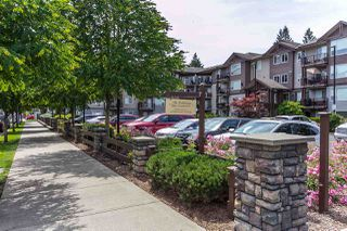 """Photo 1: 116 2581 LANGDON Street in Abbotsford: Abbotsford West Condo for sale in """"Cobblestone"""" : MLS®# R2074947"""