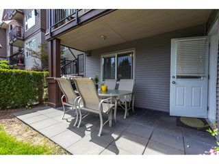 """Photo 15: 116 2581 LANGDON Street in Abbotsford: Abbotsford West Condo for sale in """"Cobblestone"""" : MLS®# R2074947"""
