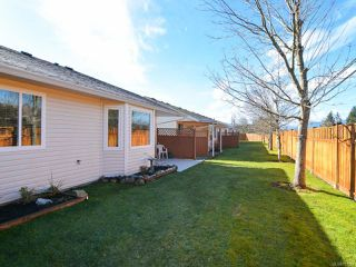 Photo 28: 11 1351 Tunner Dr in COURTENAY: CV Courtenay East Row/Townhouse for sale (Comox Valley)  : MLS®# 751349
