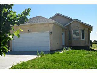 Photo 1: 98 La Porte Drive in Winnipeg: St Norbert Residential for sale (1Q)  : MLS®# 1705880