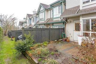 "Photo 19: 7478 HAWTHORNE Terrace in Burnaby: Highgate Townhouse for sale in ""ROCKHILL"" (Burnaby South)  : MLS®# R2148491"