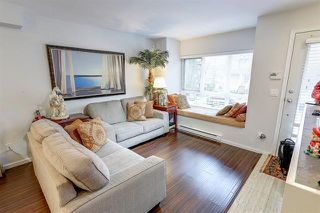 "Photo 2: 7478 HAWTHORNE Terrace in Burnaby: Highgate Townhouse for sale in ""ROCKHILL"" (Burnaby South)  : MLS®# R2148491"
